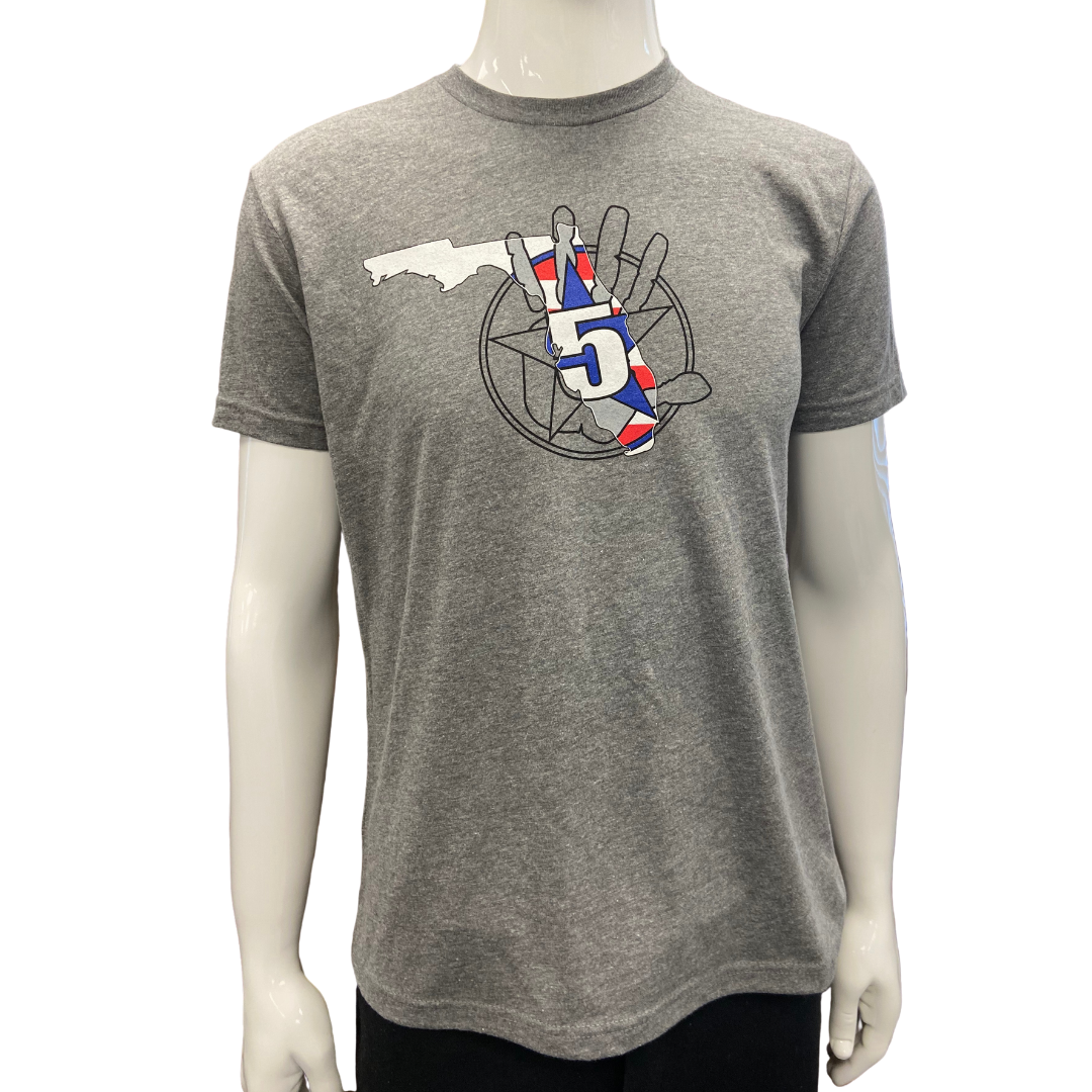 High 5 Freedom Florida T-shirt
