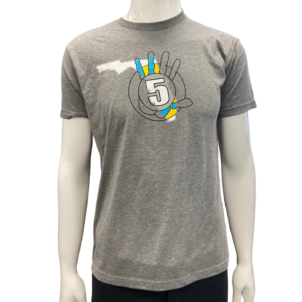 High 5 Original Florida T-shirt