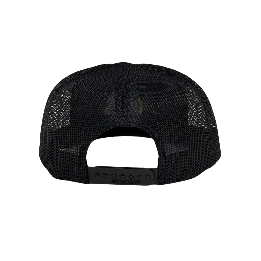 High 5 Freedom Florida Flat Bill Hat (heather/black/flat)