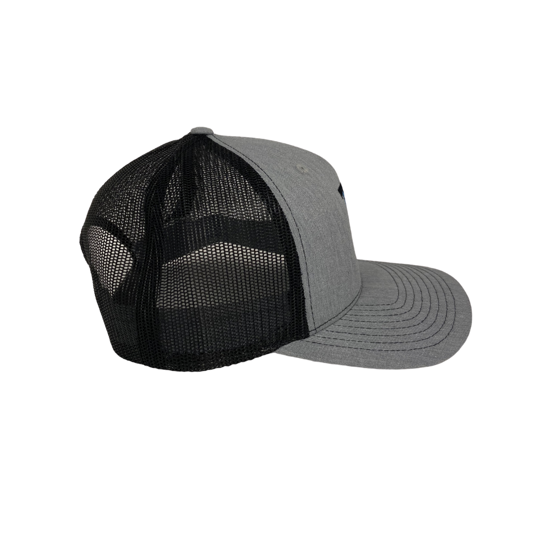 High 5 Original Florida Curved Bill Hat (heather/black)