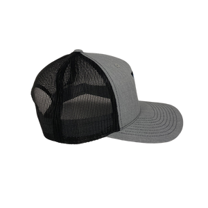 High 5 Retro Florida Curved Bill Hat (heather/black)