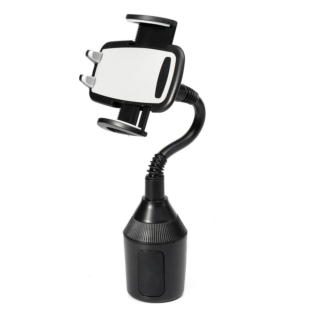 360ºUniversal Car Mount Adjustable Cup Phone Holder Cell Phones Tablet GPS Stand