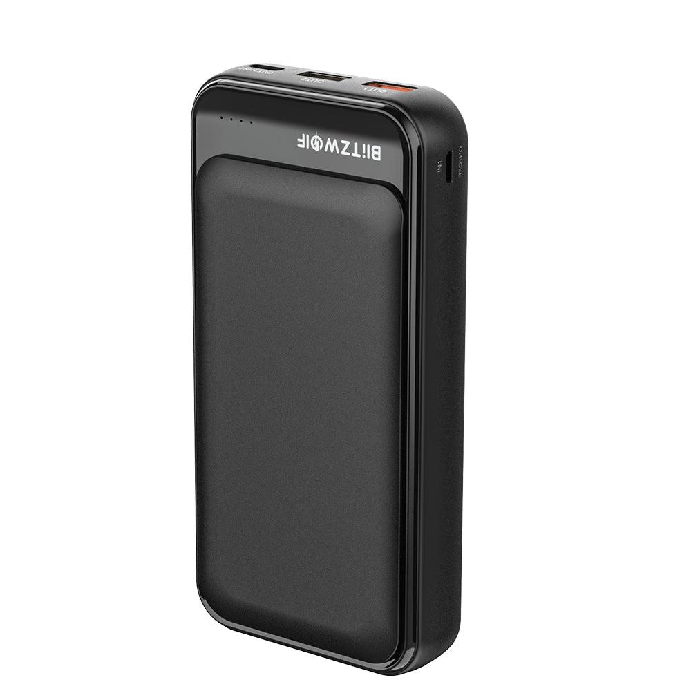 BlitzWolf® BW-P11 20000mAh 18W QC3.0 PD Power Bank for iPhone 11 Pro XR X for Samsung S9 S10 for Xiaomi Huawei