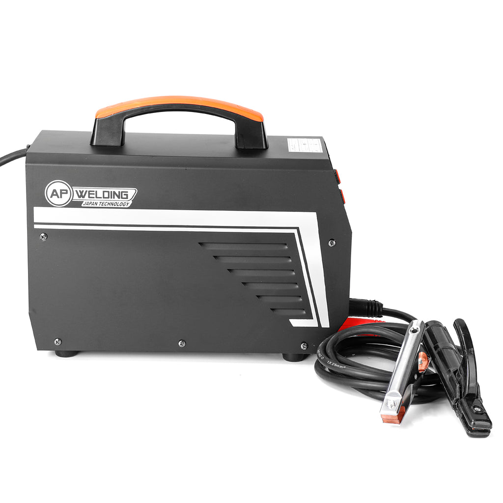 MMA-400 IGBT 20-400A 220V Digital Stick Welder DC Inverter ARC Welding Machine Clamp + Mask