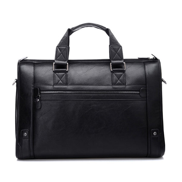 Men Business Vintage Laptop Bag Briefcase