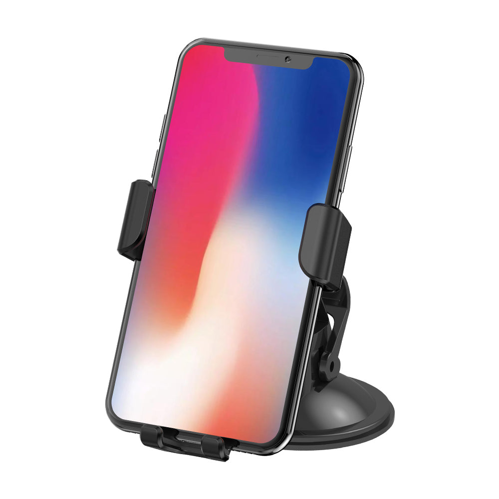 BW-CW1 10W 7.5W 5W 360°Rotation Qi Wireless Charger Car Phone Holder for iPhone 11 Pro XR X for Samsung S9 S10