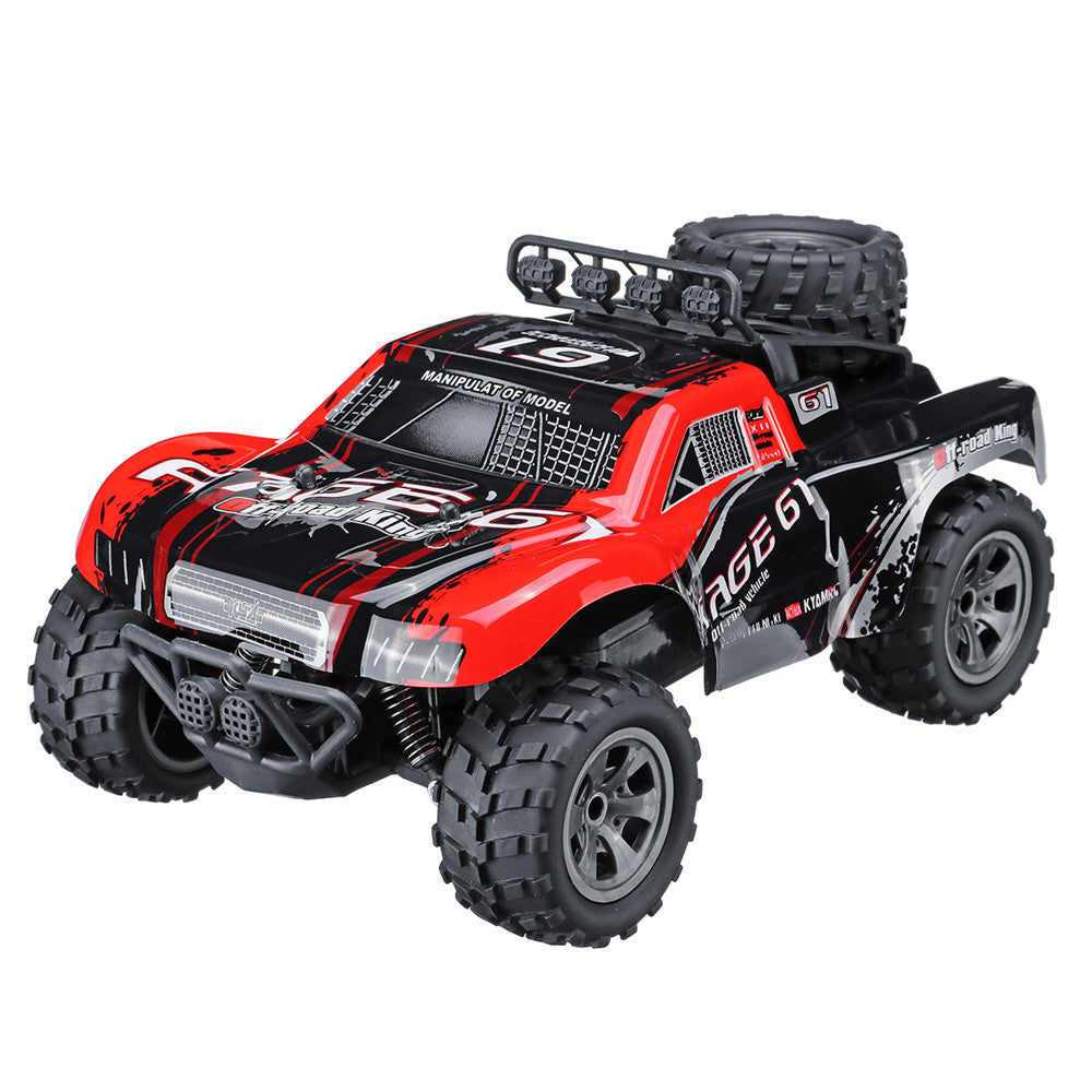 KYAMRC 1885A 1/18 2.4G RWD 18km/h Rc Car Electric Monster Truck Off-Road Vehicle RTR Toy