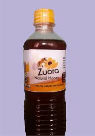 ZUORA NATURAL HONEY 50CL