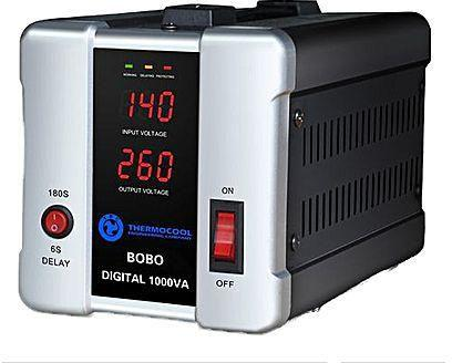 TEC STABILIZER DIGITAL 1000VA