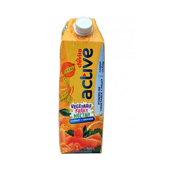 CHIVITA ACTIVE ORANGE CARROT 1LT