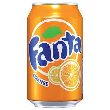 FANTA ORANGE CAN 33CL