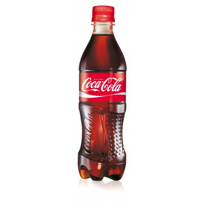 COCA COLA PET 50CL