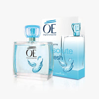 OE NATURAL SPRAY PERFUME EDT ABSOLUTE FRESH 75ML