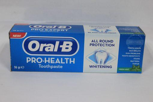 ORAL-B WHITENING FRESH MINT TOOTHPASTE  93G