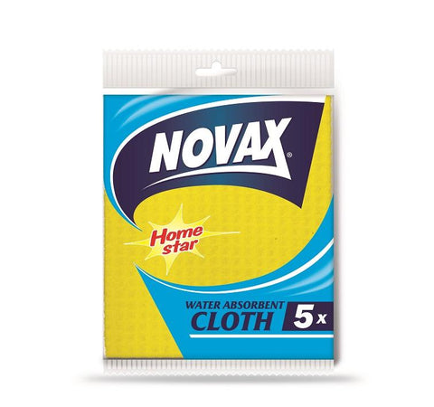NOVAX SPONGE CLOTH 5X
