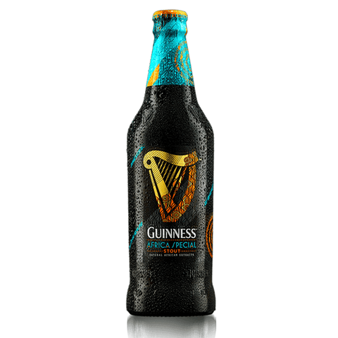 GUINNESS AFRICA SPECIAL STOUT 450ML