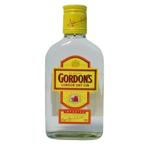 GORDON LONDON DRY GIN 20CL