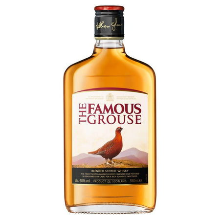 FAMOUS GROUSE B/SCOTCH WHISKEY 350ML