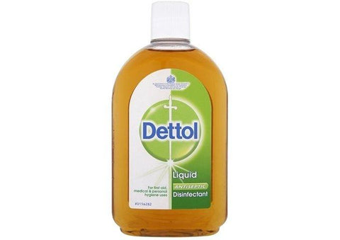 DETTOL LIQUID T/E ANTISEPTIC DISINFECTANT 125ML