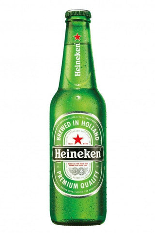HEINEKEN LARGER BEER BOTTLE 60CL