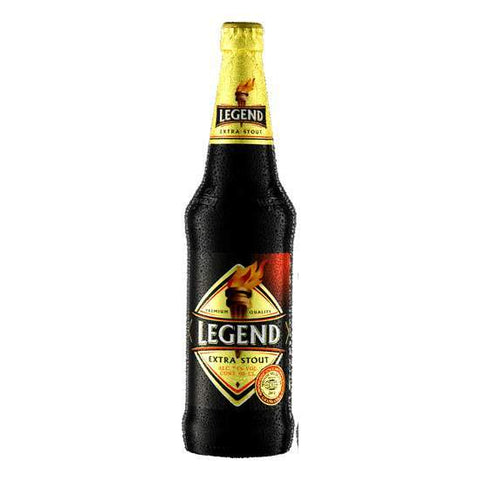 LEGEND EXTRA STOUT  BOTTLE 60CL