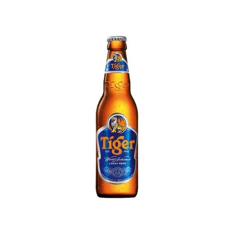 TIGER PREMIUM LARGER BEER BOTTLE 45CL