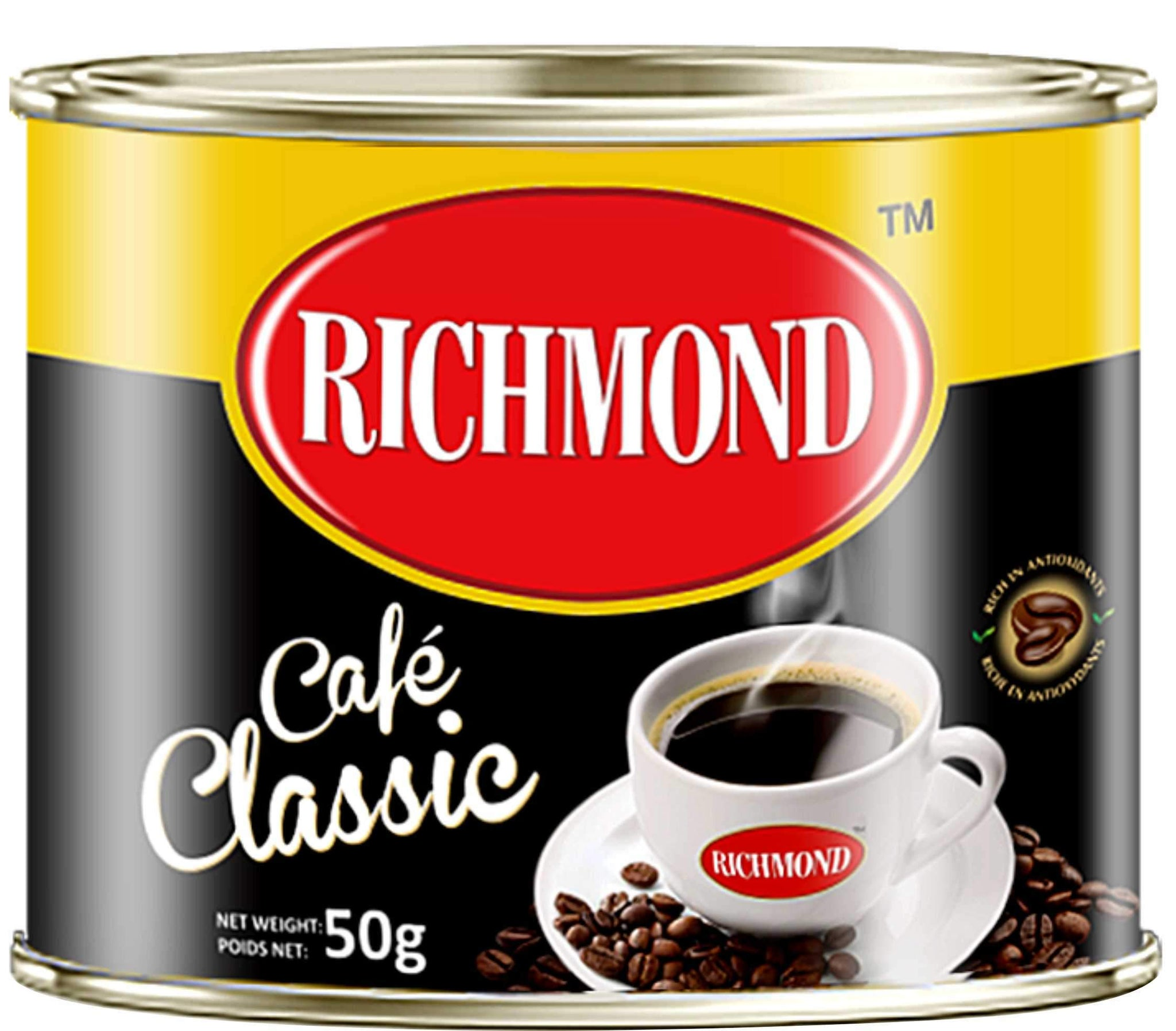 RICHMOND CAFE CLASSIC 50G