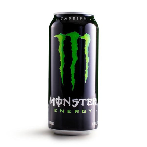 MONSTER ENERGY CAN CAN DRINK 440ML