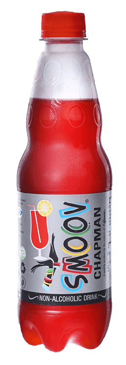SMOOV CHAPMAN NON ALCOHOLIC DRINK 60CL