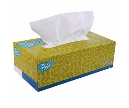 ROSE BELLE FACIAL TISSUE 2 PLY 210X210MM