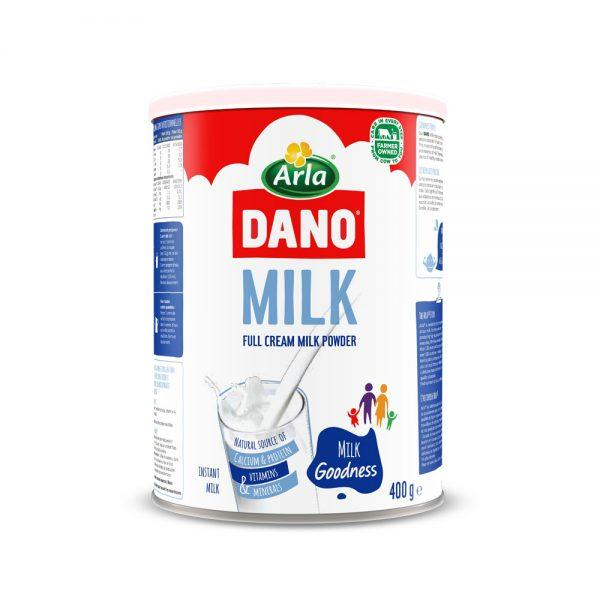DANO LAIT FULL CREAM 400G TIN