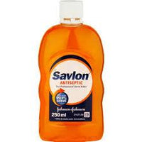 SAVLON ANTISEPTIC 250 ML