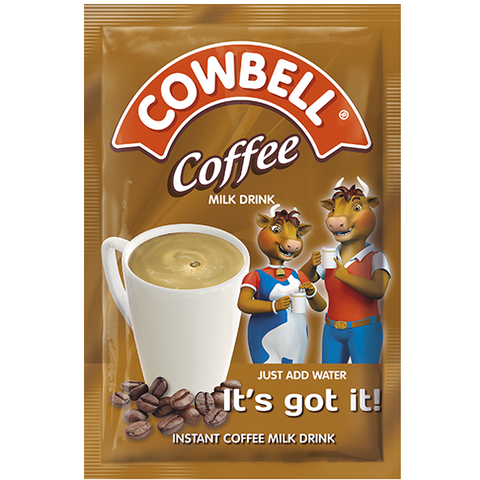 COWBELL COFFEE SACHET 25G