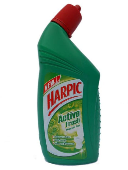 HARPIC ACTIVE FRESH MOUNTAIN PINE 450ML