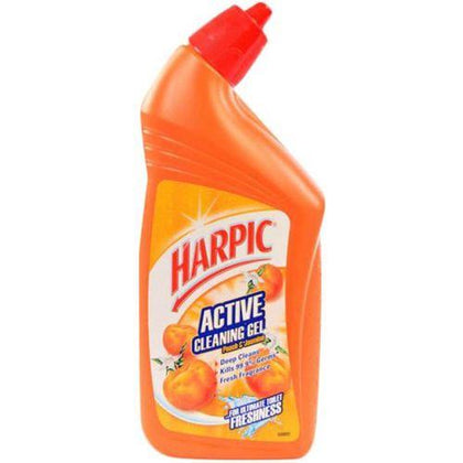 HARPIC FRESH PEACH & JASMINE 450ML