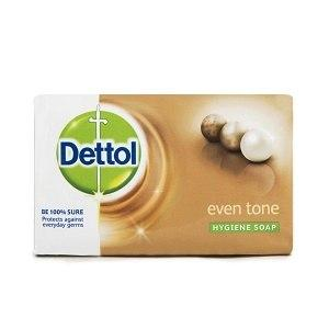 DETTOL ANTI-BACTERIAL EVEN TONE SOAP 70G