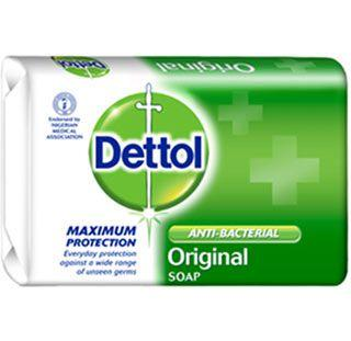 DETTOL ORIGINAL SOAP 65G