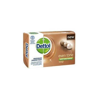 DETTOL SOAP EVEN TONE 110G
