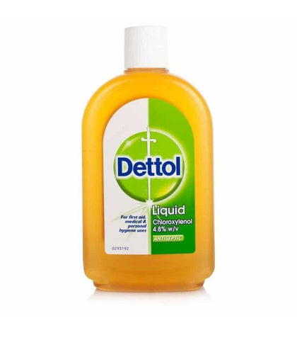 DETTOL ANTISEPTIC DISINFECTANT 165ML