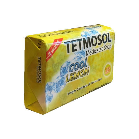 TETMOSOL  COOL LEMON 70G