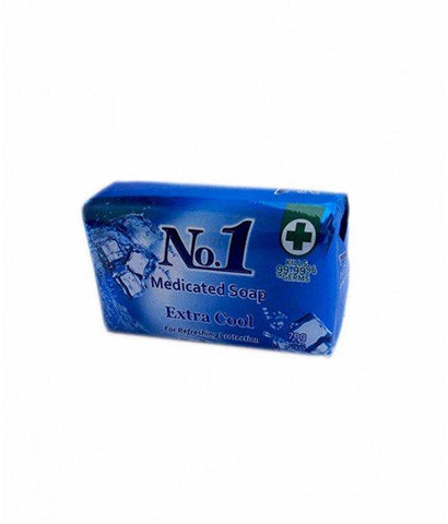 NO.1 SOAP EXTRA COOL 70G