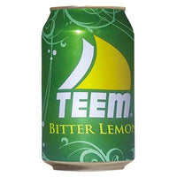 TEEM BITTER LEMON 330ML CAN