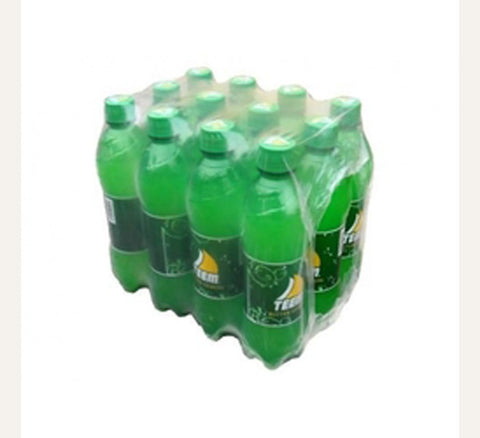 PACK  TEEM BITTER LEMON PET 50CL