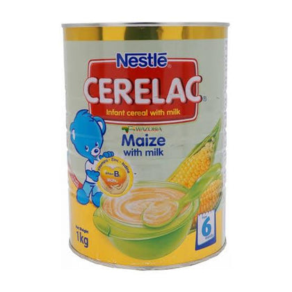 CERELAC MAIZE 1KG TIN
