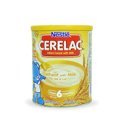 CERELAC WHEAT WITH MILK 400G