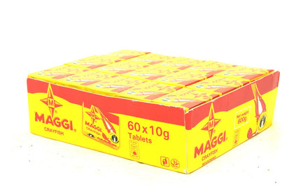 MAGGI CRAYFISH FLAVOUR TABLET (60X10G)