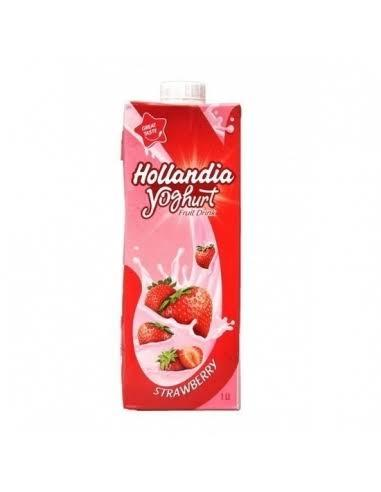 HOLLANDIA YOGHURT STRAWBERRY 1L