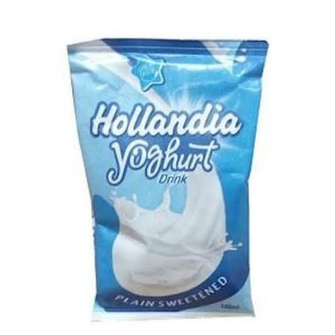 HOLLANDIA YOGHURT PLAIN SWEETENED 100ML