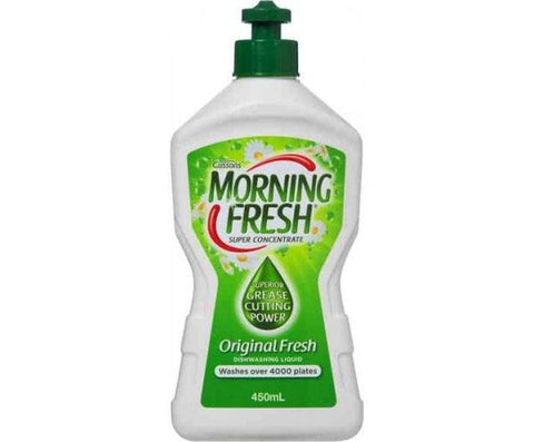 CUSSONS MORNING FRESH DISHWASHING LIQ .ORIGINAL 450ML