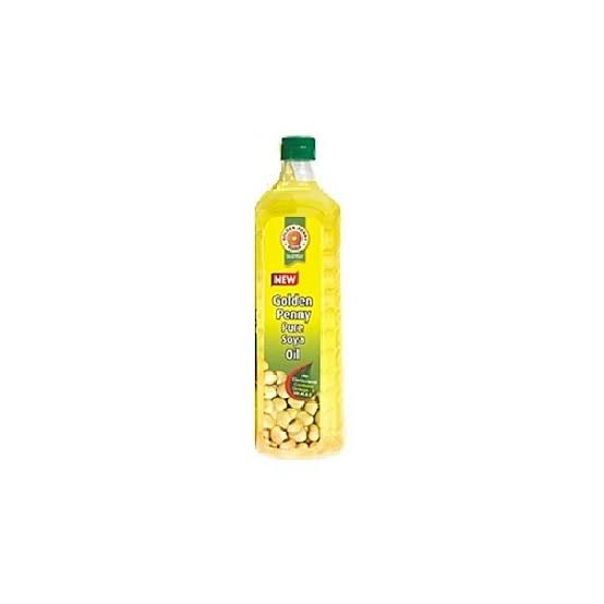 GOLDEN PENNY PURE SOYA OIL 1LT